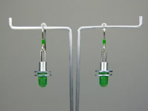 Ohrhaenger LED - Mechthild von Klipstein